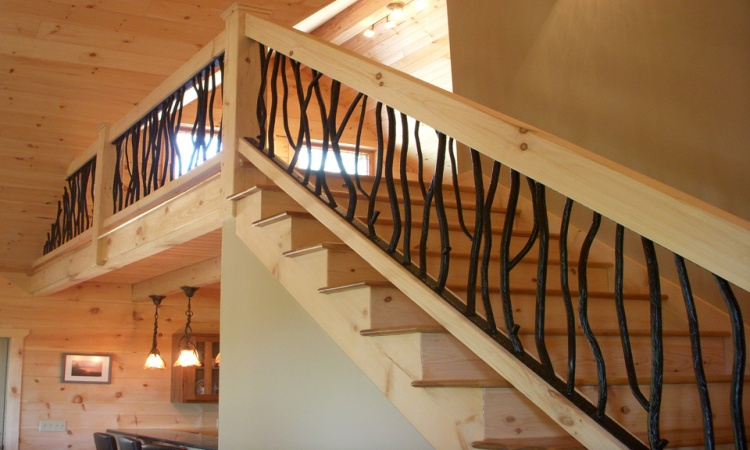 About Us Wrought Iron Staircases The Iron Twig